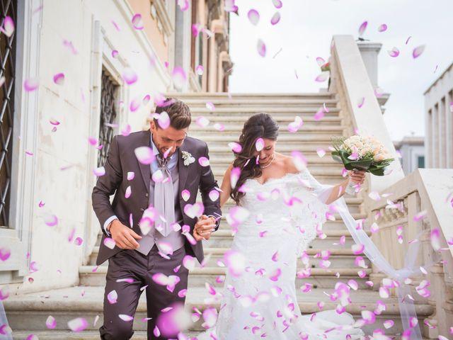 Il matrimonio di Ilaria e Gionata a Livorno, Livorno 27