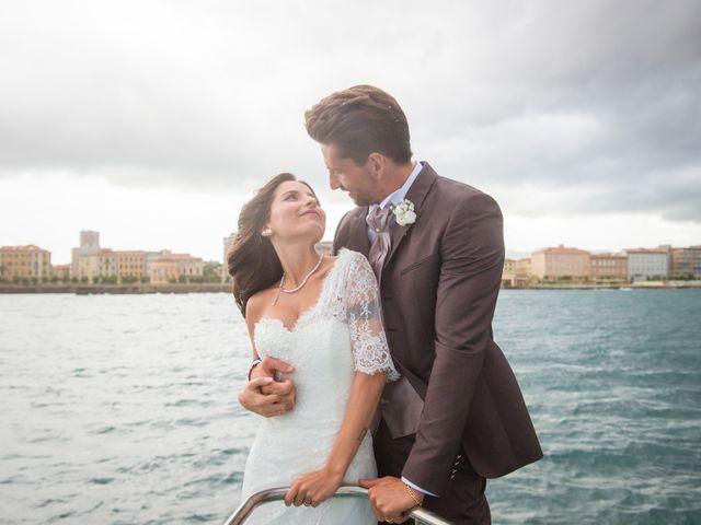 Il matrimonio di Ilaria e Gionata a Livorno, Livorno 34