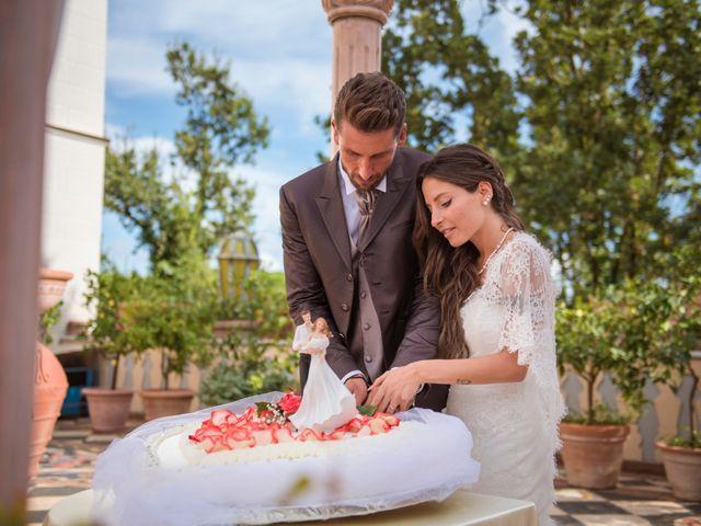 Il matrimonio di Ilaria e Gionata a Livorno, Livorno 44