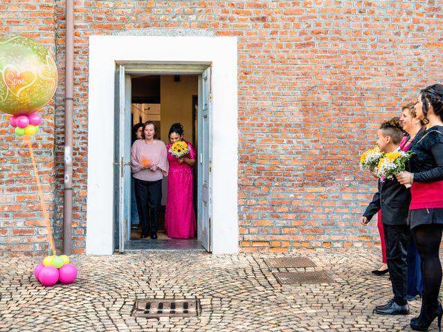Il matrimonio di Claudia e Gaia a San Donato Milanese, Milano 7