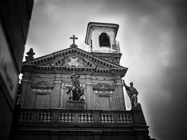 Il matrimonio di Orlando e Jenny a Pavia, Pavia 4