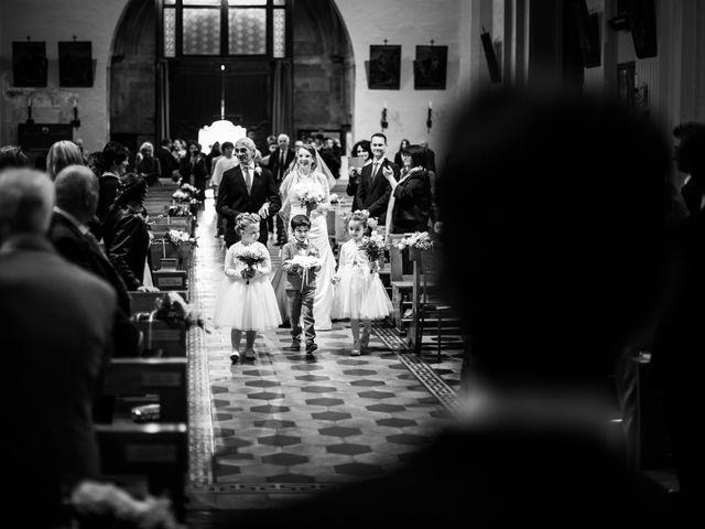 Il matrimonio di Orlando e Jenny a Pavia, Pavia 1