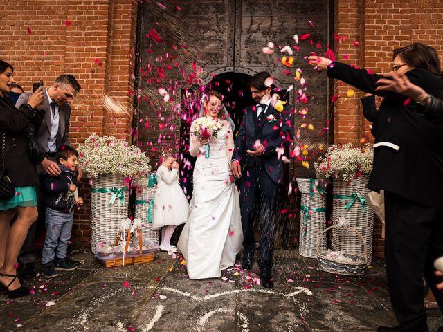 Il matrimonio di Orlando e Jenny a Pavia, Pavia 8