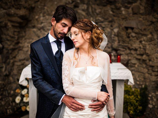 Le nozze di Jenny e Orlando