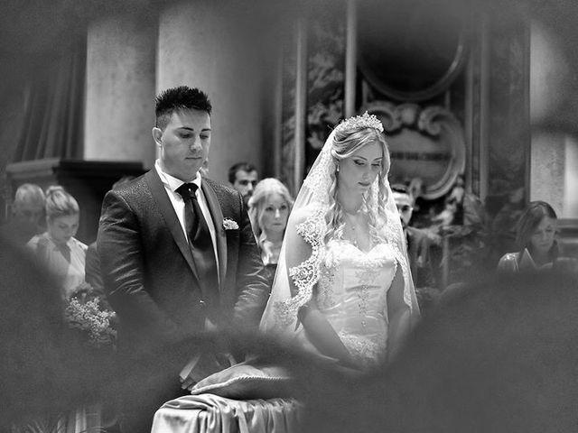 Il matrimonio di Alessio e Marta a Roma, Roma 3