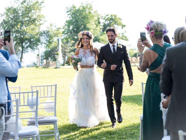 Il matrimonio di Prisco e Francesca a Tolentino, Macerata 14