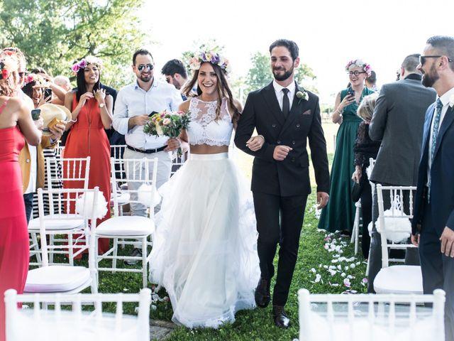 Il matrimonio di Prisco e Francesca a Tolentino, Macerata 15