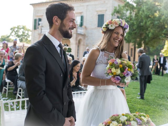 Il matrimonio di Prisco e Francesca a Tolentino, Macerata 16