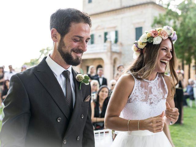Il matrimonio di Prisco e Francesca a Tolentino, Macerata 17