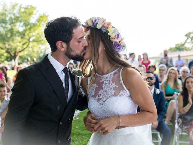Le nozze di Francesca e Prisco
