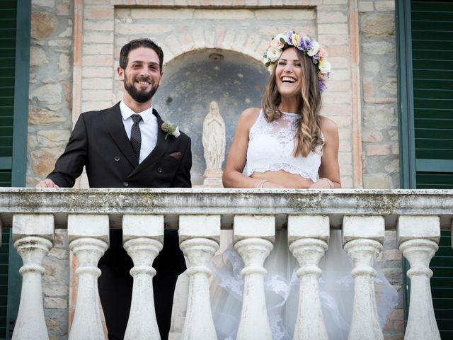 Il matrimonio di Prisco e Francesca a Tolentino, Macerata 28