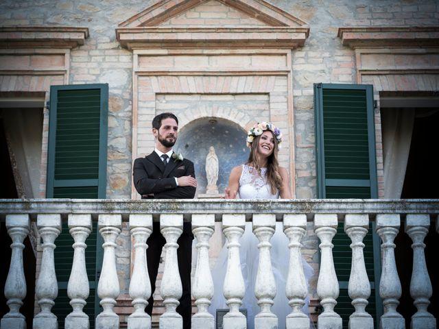 Il matrimonio di Prisco e Francesca a Tolentino, Macerata 29