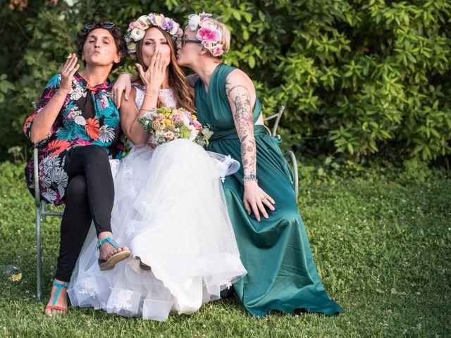 Il matrimonio di Prisco e Francesca a Tolentino, Macerata 35