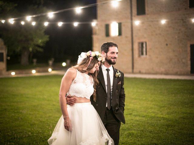 Il matrimonio di Prisco e Francesca a Tolentino, Macerata 39
