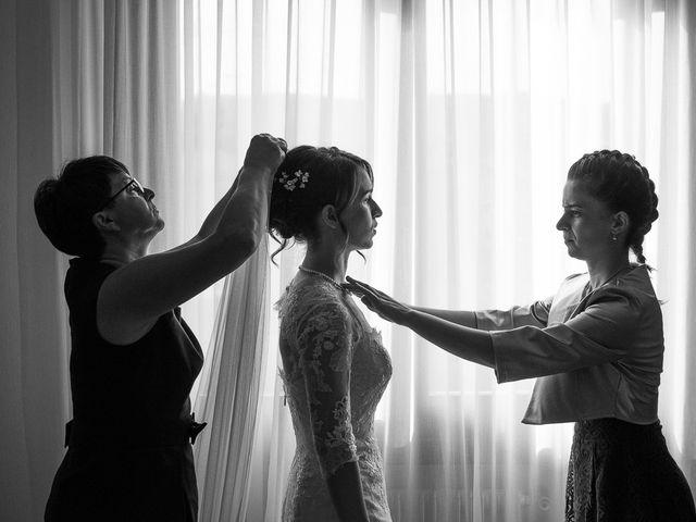 Il matrimonio di Andrea e Laura a Altavilla Vicentina, Vicenza 5