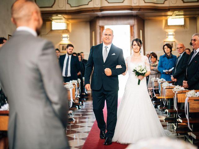 Il matrimonio di Andrea e Laura a Altavilla Vicentina, Vicenza 12