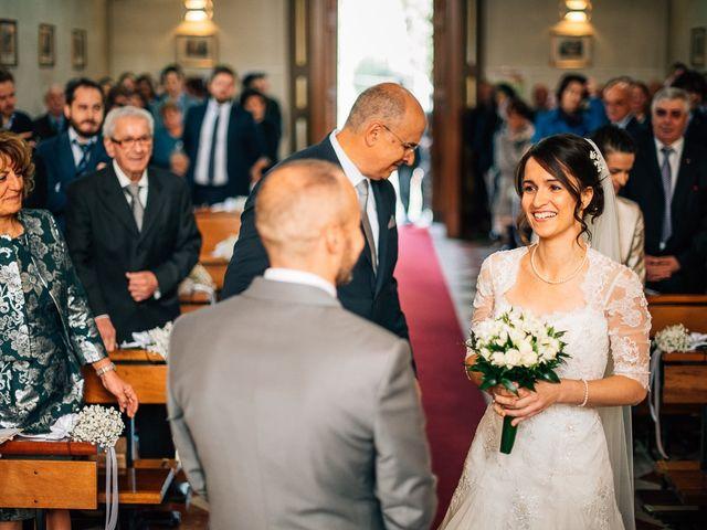 Il matrimonio di Andrea e Laura a Altavilla Vicentina, Vicenza 13