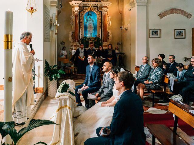 Il matrimonio di Andrea e Laura a Altavilla Vicentina, Vicenza 14
