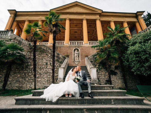 Il matrimonio di Andrea e Laura a Altavilla Vicentina, Vicenza 17