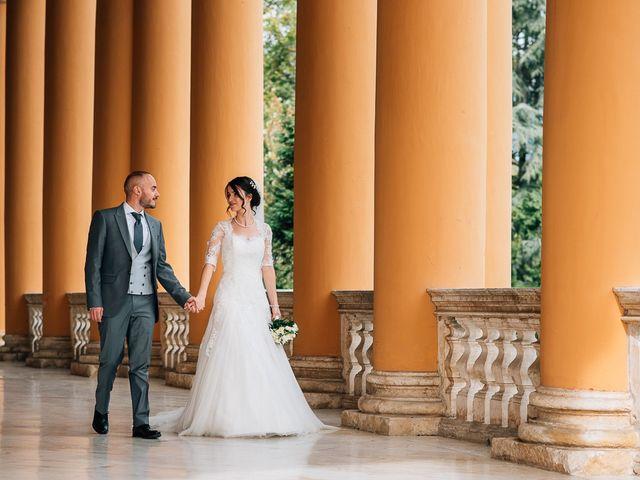 Il matrimonio di Andrea e Laura a Altavilla Vicentina, Vicenza 24