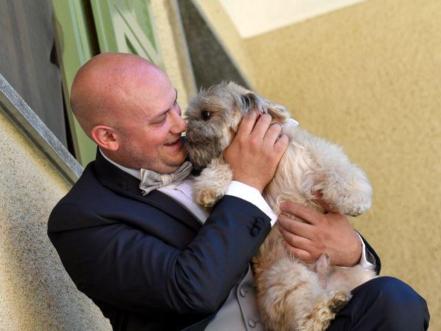 Il matrimonio di Simona e Paolo a Dronero, Cuneo 8