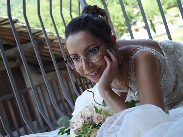 Il matrimonio di Simona e Paolo a Dronero, Cuneo 22