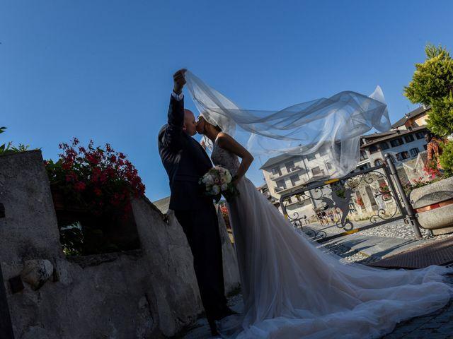 Il matrimonio di Simona e Paolo a Dronero, Cuneo 38