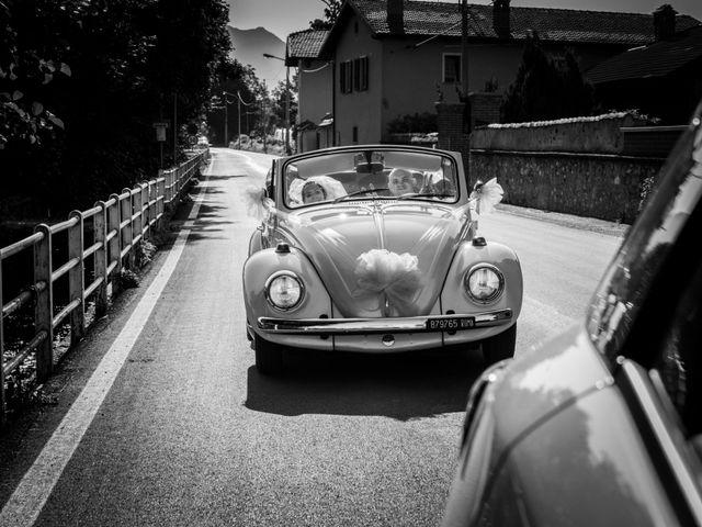 Il matrimonio di Simona e Paolo a Dronero, Cuneo 40