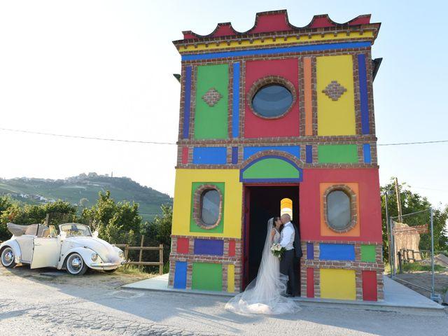 Il matrimonio di Simona e Paolo a Dronero, Cuneo 42