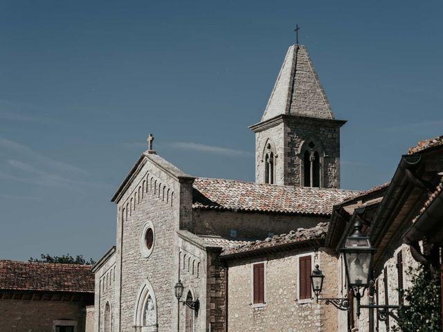 Il matrimonio di Marco e Ilaria a Orvieto, Terni 6