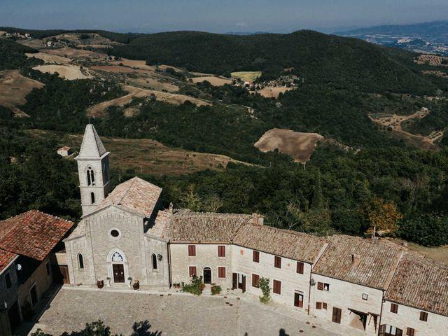 Il matrimonio di Marco e Ilaria a Orvieto, Terni 12