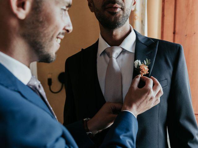 Il matrimonio di Marco e Ilaria a Orvieto, Terni 16