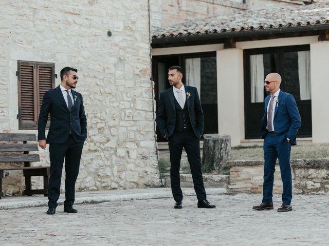 Il matrimonio di Marco e Ilaria a Orvieto, Terni 17