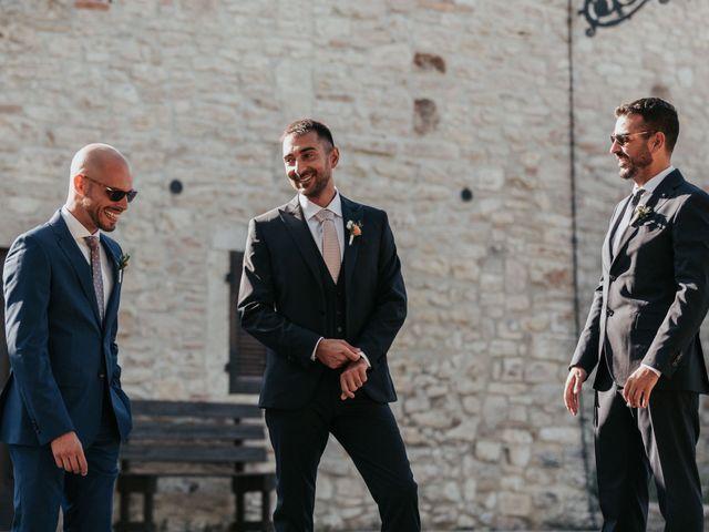 Il matrimonio di Marco e Ilaria a Orvieto, Terni 18