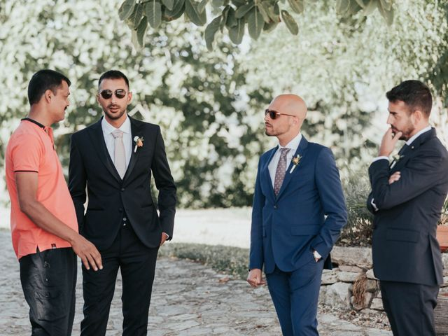 Il matrimonio di Marco e Ilaria a Orvieto, Terni 20