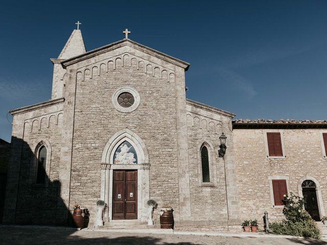 Il matrimonio di Marco e Ilaria a Orvieto, Terni 22