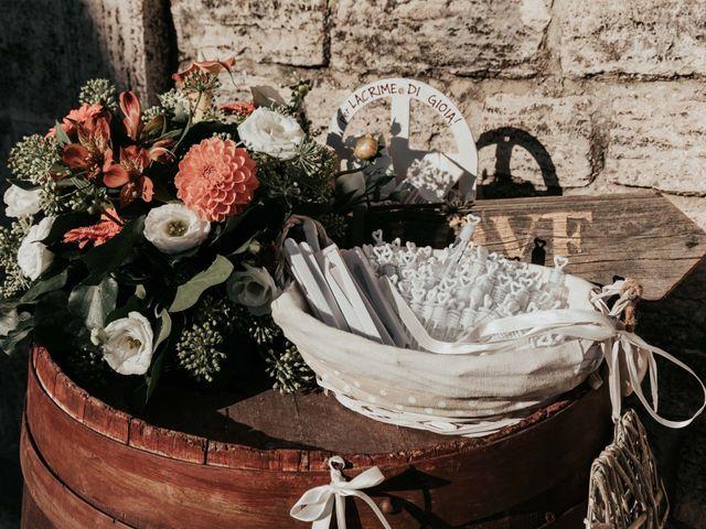 Il matrimonio di Marco e Ilaria a Orvieto, Terni 23