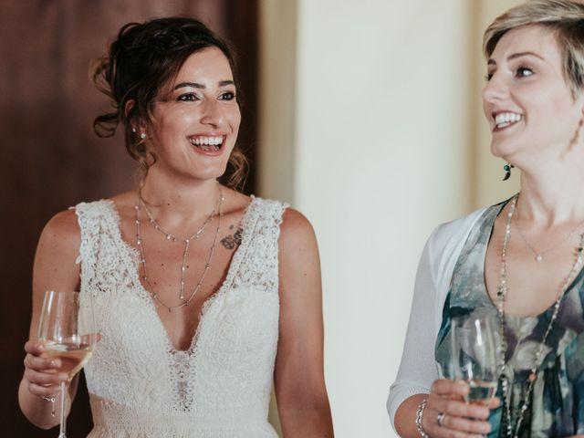 Il matrimonio di Marco e Ilaria a Orvieto, Terni 25
