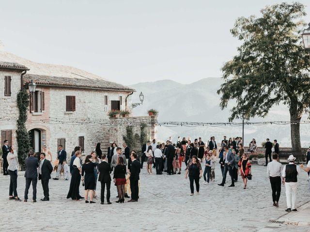 Il matrimonio di Marco e Ilaria a Orvieto, Terni 28
