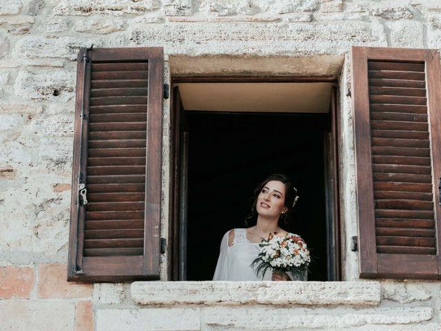 Il matrimonio di Marco e Ilaria a Orvieto, Terni 29