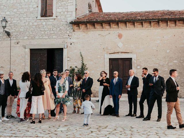 Il matrimonio di Marco e Ilaria a Orvieto, Terni 30