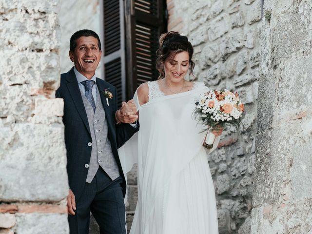 Il matrimonio di Marco e Ilaria a Orvieto, Terni 32