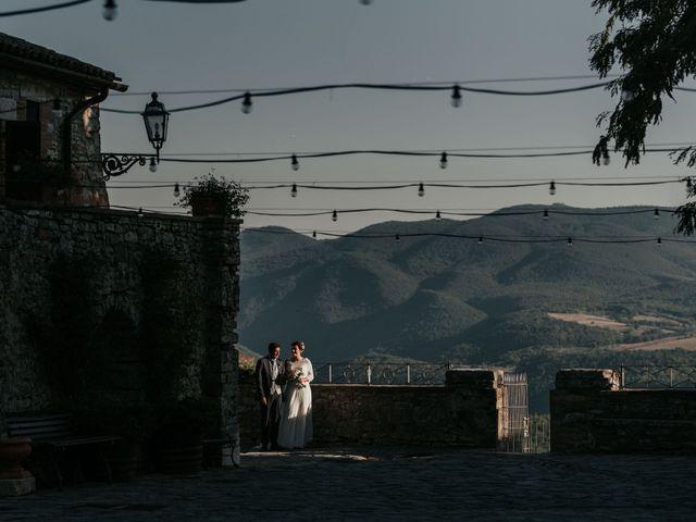 Il matrimonio di Marco e Ilaria a Orvieto, Terni 33