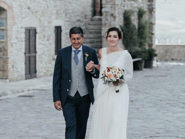 Il matrimonio di Marco e Ilaria a Orvieto, Terni 34