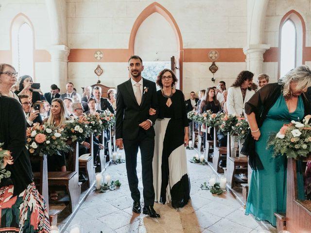 Il matrimonio di Marco e Ilaria a Orvieto, Terni 35