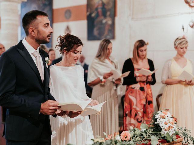 Il matrimonio di Marco e Ilaria a Orvieto, Terni 38