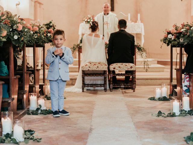 Il matrimonio di Marco e Ilaria a Orvieto, Terni 39