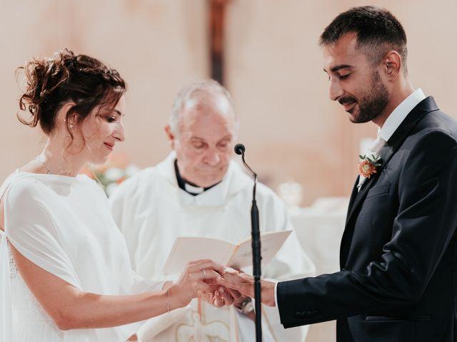 Il matrimonio di Marco e Ilaria a Orvieto, Terni 41