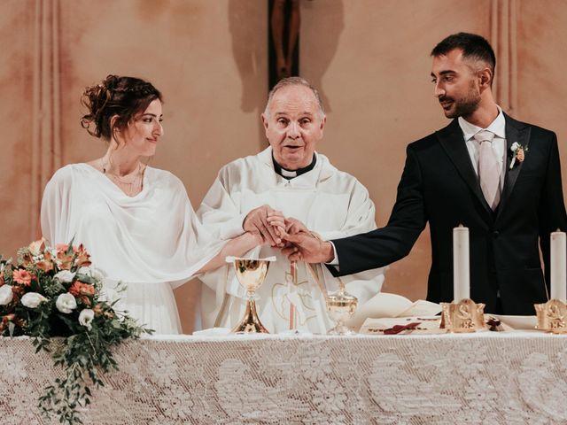 Il matrimonio di Marco e Ilaria a Orvieto, Terni 43