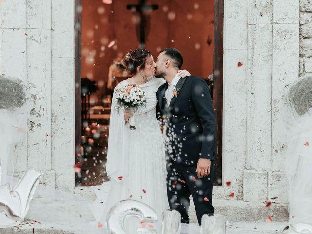 Il matrimonio di Marco e Ilaria a Orvieto, Terni 44